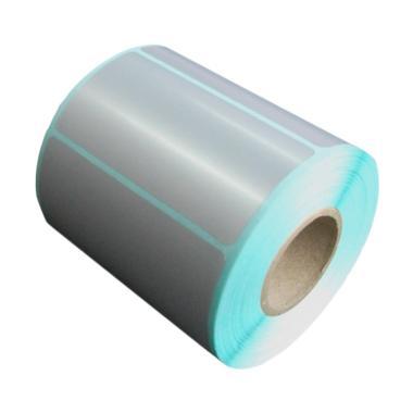 Label Silver Matte Pet Gap Core1 In ... 0x30 mm/ 1 Line/ 500 pcs]