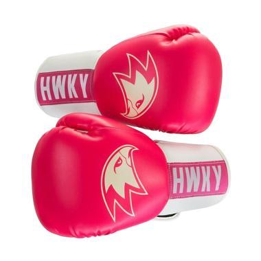 Hawkeye Boxing Gloves Sarung Tinju Muaythai - Pink [10 Oz]