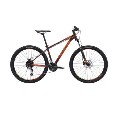 harga Polygon Premier 5 R Sepeda MTB - Brown/Orange [27.5/16 Inch] Blibli.com