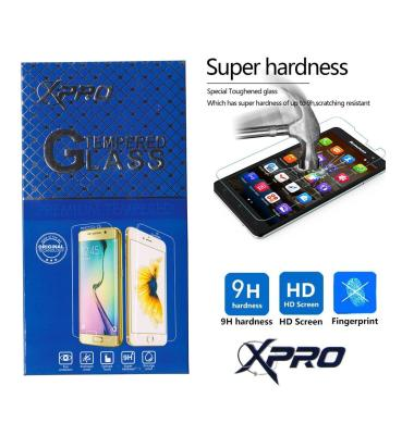 X-PRO Tempered Glass Screen Protector for Samsung A800 A8 Galaxy A8 - Clear