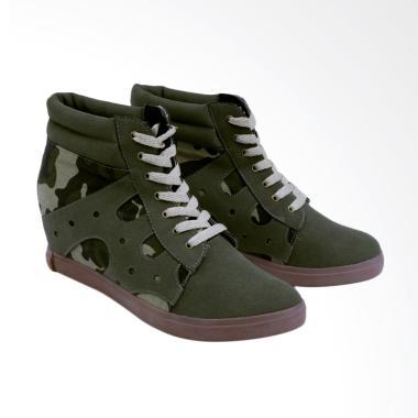 Garsel GLI 4267 Ankle Sepatu Boots Wanita