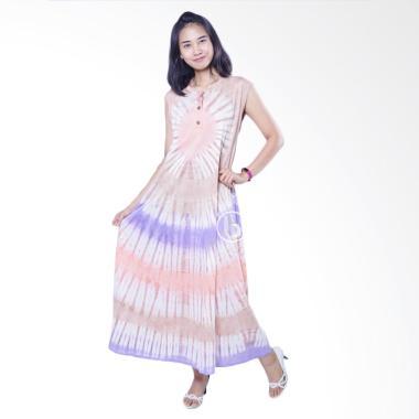 Mama Hamil GMS 245 Maxi Kutung Kaos ...  Soft Baju Hamil - Coklat