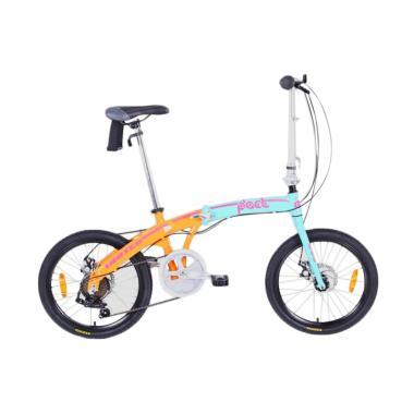 Sepeda Lipat 280 Eragon 20 Daftar Harga Terkini dan Terlengkap Source · United Pact 20 Sepeda
