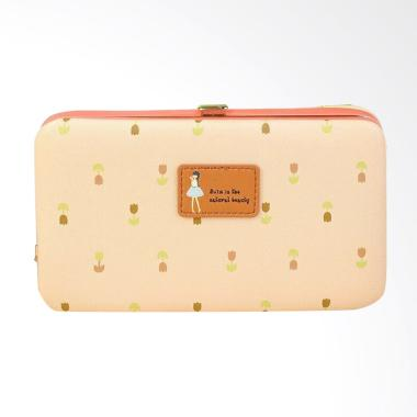 Jimshoney Lady Wallet Dompet HP - Creme