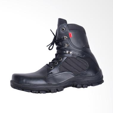 ZimZam Delta Res Tazmania Sepatu Boot Pria - Black