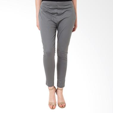 Mamibelle Liana Bottom Edisi 11 Legging Ibu Hamil - Grey