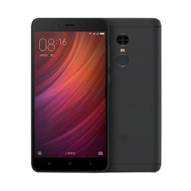 Xiaomi RedMi Note 4X Smartphone - Hitam [32GB/ 3GB]