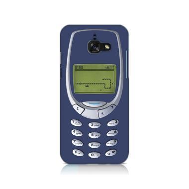 Premiumcaseid Retro Vintage Phone Skin Nokia 3310 Hardcase Casing for Samsung Galaxy A5 2017 - Multicolor