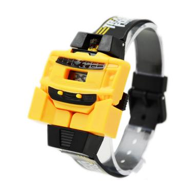 OEM Transformers Bumble Bee Digital Jam Tangan Anak Laki-laki