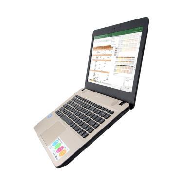 ASUS X441NA BX401-T Laptop Black RA ... DAN BONUS TAS LAPTOP ASUS
