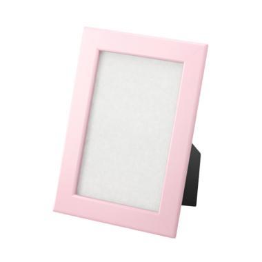 Ikea Fiskbo Photo Frame Bingkai Foto - Pink [10 x 15 cm]