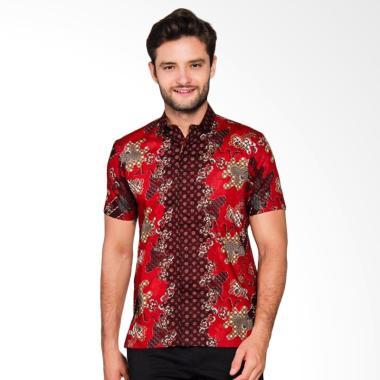 Model Baju Batik Pria Terbaru   Termurah 2019  cbda7cb164