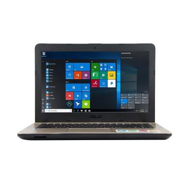 Asus X441SA BX001-T Notebook - Blac ... 0GB/ LCD 14 Inch/ Win 10]