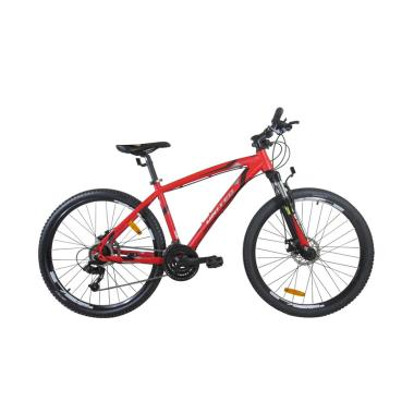 United Detroit 1.00 Sepeda MTB - Red [27.5 Inch]
