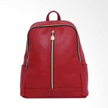 Elizabeth Bag Chelsea Backpack - Merah