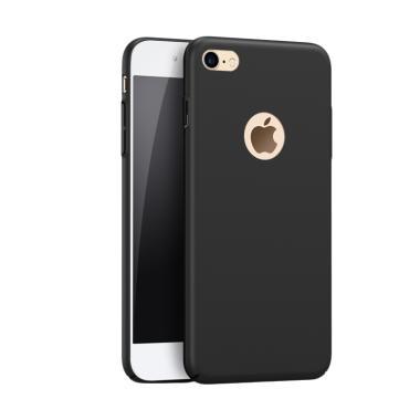 iPhone 8 Baby Skin Ultra Thin Hard Case - Hitam
