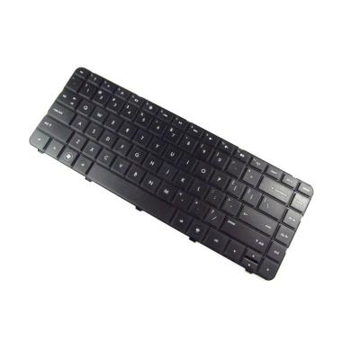 HP Original Keyboard Notebook for Compaq Presario CQ43 Series - Black