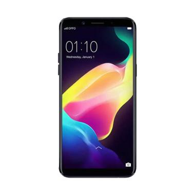 OPPO F5 Youth Smartphone - Black [32 GB/3 GB]