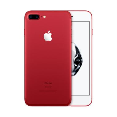 harga iPhone 7 Plus 128 GB Smartphone - Red [A1661] Blibli.com