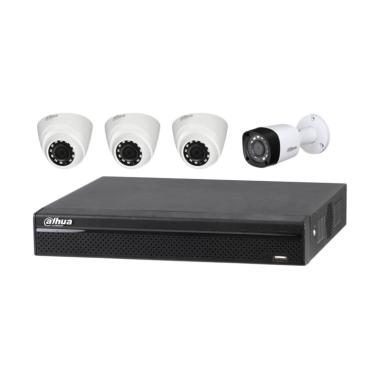 Dahua HDCVI Paket Kamera CCTV and UPS [4 Channel/1 MP]