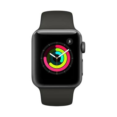 Apple Watch Series 3 GPS MR352 Smar ... Grey [38 mm]Internasional
