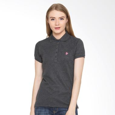 Osella Ladies Solid Misty 81 Woman Polo Shirt - Misty