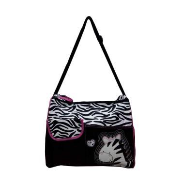 Import Kid Motif Zebra Tas Bayi - Pink