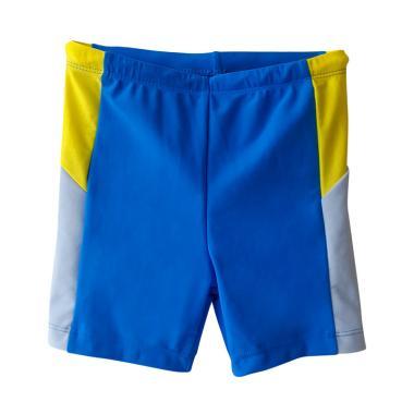 LEE VIERRA Bold Jammer Kids Baju Renang Anak - Blue