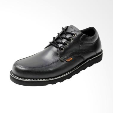 Dr.Faris Footwear 204 Kulit Asli Sepatu Boots Pria