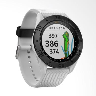 Garmin Approach S60 Smartwatch - White