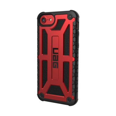 UAG Monarch Series Casing for Apple iPhone 8 - Red [Original]