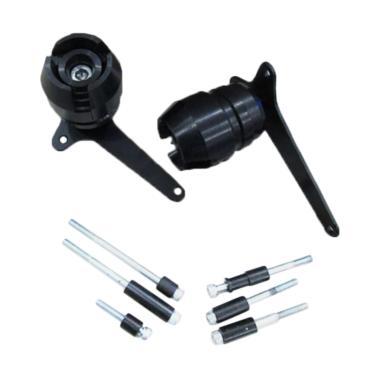 Raja Motor Frame Slider for Yamaha  ...  Hitam [DKR-BODY-R15V2V3]