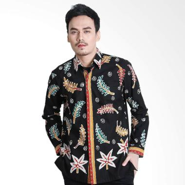 Aamir Kinsler Tulis Cirebon Exclusi ... atik Pria - Hitam [BTU04]