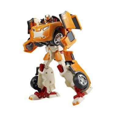 YOUNG TOYS Tobot Evolution X Robot Transformer Mainan Anak [Original]