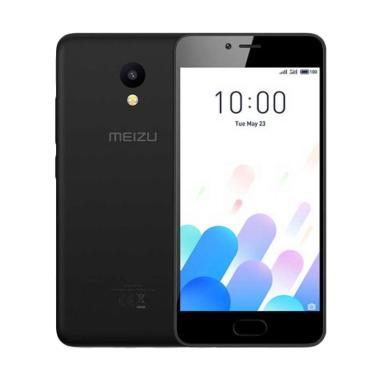 Meizu M5C Smartphone - Hitam [16GB/ 2GB]