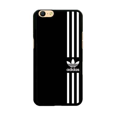 Flazzstore Adidas Logo Black White  ... asing for Oppo A57 or A39