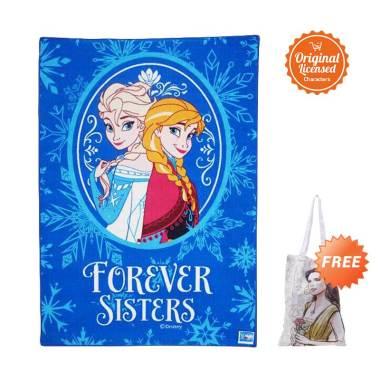 BOGO - Frozen Valvet Carpet Winter  ...  Tote Bag Disney Princess