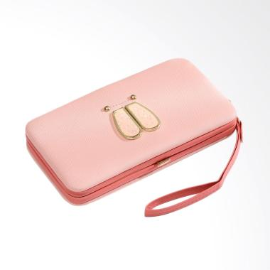 Jims Honey Easter Wallet - Soft Pink