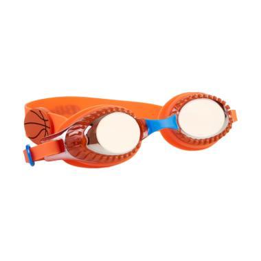 Bling2O Boy Kacamata Renang Basketb ... mata Renang Anak - Orange
