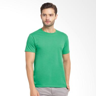 Kingsman Clothing Premium Plain T-Shirt Distro - Green