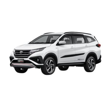 Toyota All New Rush 1.5 G Mobil - White