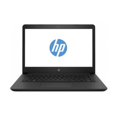 HP 14 BW005AU Notebook - Black [A4- ...  GB/ 14 Inch/ DOS]. RESMI
