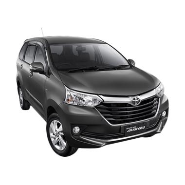 Toyota Grand New Avanza 1.3 E Mobil - Gray Metallic