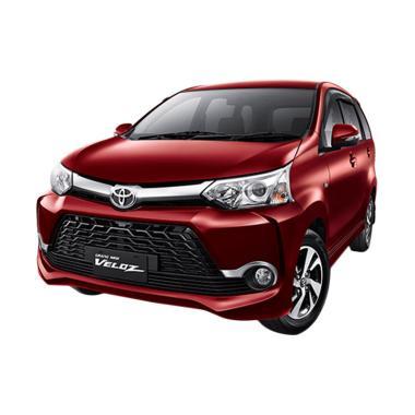 Toyota Grand New Avanza 1.5 Veloz Mobil - Dark Red Mica Metallic