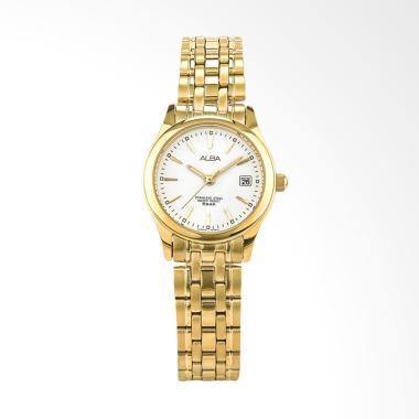 167cd1be446cb Alba AXT844X1 Jam Tangan Wanita - Gold