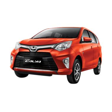 Toyota Calya 1.2 G Mobil - Orange Metallic