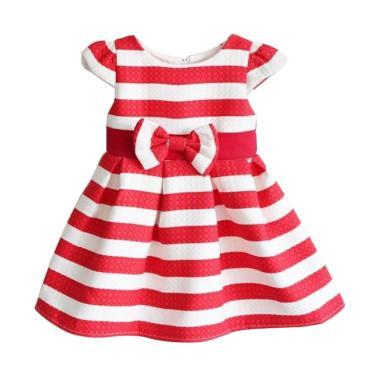 VERINA BABY Stripes Dress Anak