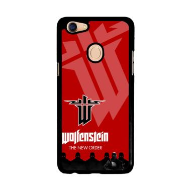 Flazzstore Wolfenstein The New Order X3296 Custom Casing for Oppo F5