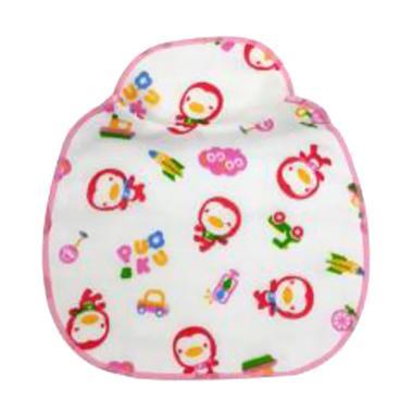 Puku 26223 Baby Bib Celemek Bayi - Pink