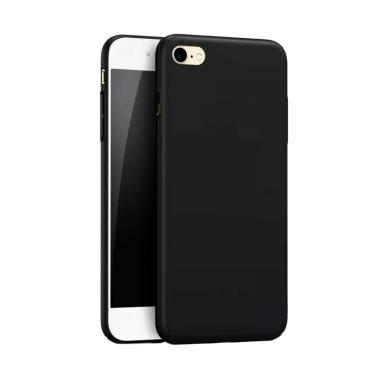 VR Hardcase iPhone 6 Baby Skin Blac ... (Ukuran 4.7 Inch) - Black